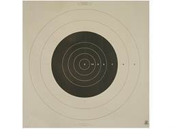 NRA Official High Power Rifle Targets MR-63 300 Yard Slow Fire Paper Pack of 100