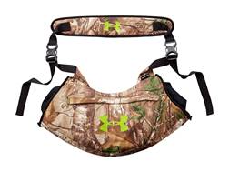 Under Armour UA ColdGear Infrared Scent Control Hand Warmer Muff Polyester Realtree Xtra Camo