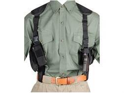Bulldog Pro Series Deluxe Shoulder Holster System 1911 Officer, Glock 17, 19, 22, 23, 31, 32, 36,...