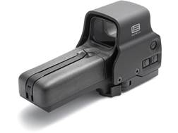 EOTech 558.A65 Holographic Weapon Sight 65 MOA Circle with 1 MOA Dot Reticle Matte AA Battery with Quick Detachable Base