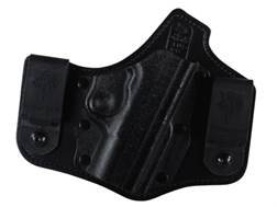 DeSantis Intruder Inside the Waistband Holster Right Hand Kahr PM45 Kydex and Leather Black