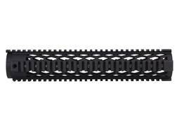 Yankee Hill Machine Diamond Free Float Tube Quad Rail Handguard AR-15 Rifle Length Aluminum Matte