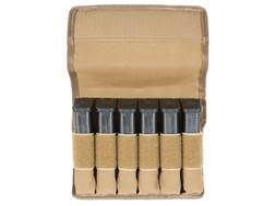 Tuff Products 6-Inline Belt/MOLLE Magazine Pouch Double Stack Pistol Nylon