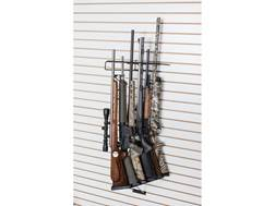 Rack'Em Racks Deluxe 16 Rifle Double Decker Vertical Rifle Display 2-Rifle Barrel Rests and 2-But...