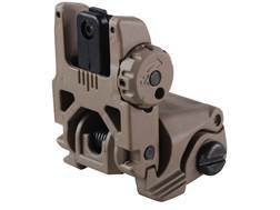 Magpul Flip-Up Rear Sight MBUS Gen 2 AR-15 Polymer Flat Dark Earth