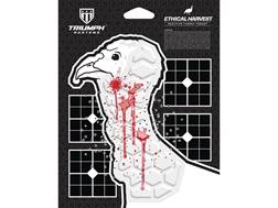 Triumph Systems Ethical Harvest Turkey Target Package of 3