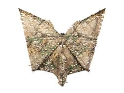 H.S. Strut Carry and Conceal Ground Blind Realtree XTRA Green Camo