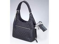 Gun Tote'n Mamas Slouch Handbag in Quilted Microfiber