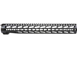 AR-Stoner Ultralight Free Float KeyMod Handguard AR-15 Aluminum Black
