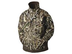 Drake Men's MST Waterfowl Fleece Lined Pullover 2.0 Jacket Waterproof Polyester