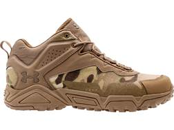 "Under Armour UA Tabor Ridge Low 4"" Waterproof Hiking Shoes Ripstop Men's"