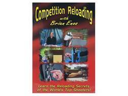 "Gun Video ""Competition Reloading with Brian Enos"" DVD"