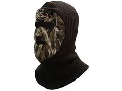 Drake LST Fleece Lined Face Mask Polyester