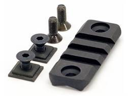 Atlas Bipod AFAR (Accuracy International, Freeland, Anschutz Rail) Kit Steel Black