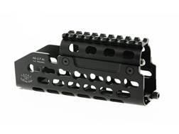 Krebs Custom Keymod Rail AKM Stamped Aluminum Black