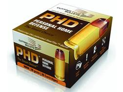 Cutting Edge Bullets PHD Ammunition 9mm 90 Grain HG Raptor Hollow Point Copper Lead-Free Box of 20