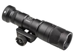 Surefire M300V IR Scout Light Weapon Light White and IR LED with 1 CR123A Battery Aluminum Black