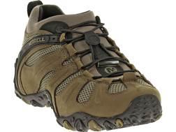 "Merrell Chameleon Prime Stretch 4"" Hiking Shoes Leather and Mesh Kangaroo Men's 8 D- Blemished"