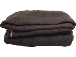 Military Surplus Israeli Wool Blanket