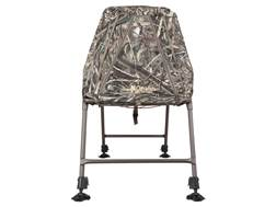MOMarsh InvisiLAB Elevated Dog Blind Realtree Max-5 Camo