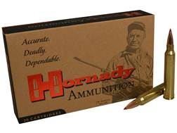 Hornady Match Ammunition 300 Winchester Magnum 178 Grain ELD Match Box of 20