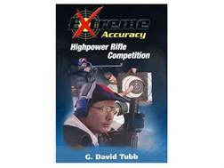 """Gun Video """"Extreme Accuracy: Highpower Rifle Competition With G. David Tubb"""" 2 DVD Set"""