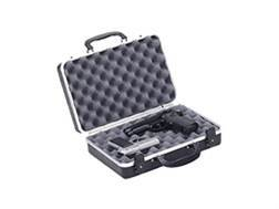 "Plano Gun Guard DLX Two Pistol Case 13.75"" Black"