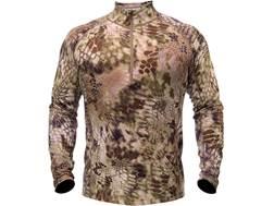 Kryptek Men's Hoplite II Heavyweight 1/4 Zip Base Layer Shirt Long Sleeve Merino Wool Highlander ...