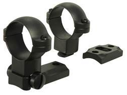 """Leupold 2-Piece Standard Scope Base Winchester 70 Reversable Rear with 1"""" High Rings Matte- Blemi..."""