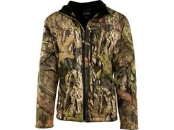 MidwayUSA Men's Stealth Softshell Jacket Mossy Oak Break-Up Country Medium