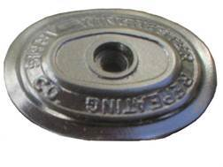 Vintage Gun Grip Cap Winchester Large Polymer Black