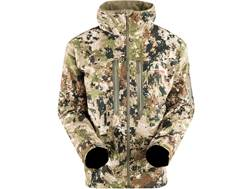 Sitka Gear Men's Cloudburst Waterproof Rain Jacket Polyester Gore Optifade Subalpine Camo Large