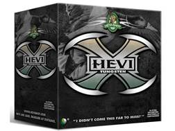 "Hevishot Hevi-X Waterfowl Ammunition 12 Gauge 2-3/4""  1-1/16 oz #2 Non-Toxic Tungsten Shot"