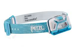 Petzl Tikka Headlamp LED with 3 AAA Batteries Blue