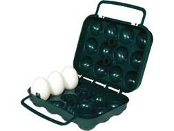 Texsport 12-Slot Egg Holder Polymer Green