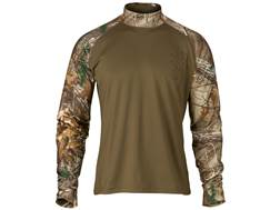 Browning Men's Hell's Canyon Riser Base Layer Shirt Long Sleeve Polyester