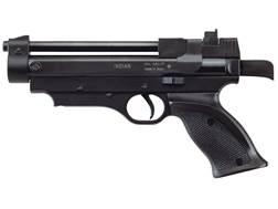 Airforce Indian Air Pistol 177 Caliber Pellet Black