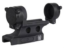 GG&G Bolt On Aimpoint Micro Aimpoint Micro T-1, T-2, H-1 Sight Mount with Integral Flip-Up Lens C...