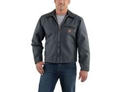 Carhartt Men's Sandstone Detroit Blanket Lined Jacket Cotton