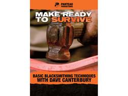 "Panteao ""Make Ready to Survive: Basic Blacksmithing Techniques with Dave Canterbury"" DVD"