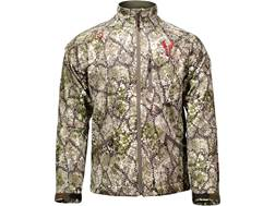 Badlands Men's Velocity Soft Shell Insulated Jacket Polyester Approach Camo