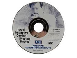 "American Gunsmithing Institute (AGI) Video ""Israeli Instinctive Combat Shooting"" DVD"