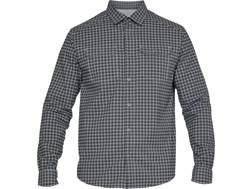 Under Armour Men's UA Threadborne Flannel Shirt Long Sleeve Polyester/Elastarell/Wool