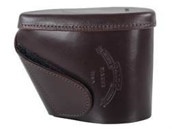 "Galco Recoil Pad Slip-On 5"" x 1-1/2"" x 1/2"" Thick Leather Brown"
