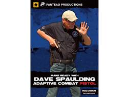 "Panteao ""Make Ready with Dave Spaulding: Adaptive Combat Pistol"" DVD"