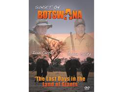 "Safari Press Video ""Sunset on Botswana: The Last Days in the Land of Giants"" DVD"