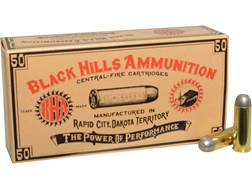 Black Hills Cowboy Action Ammunition 45 Colt (Long Colt) 250 Grain Round Nose Flat Point Box of 50