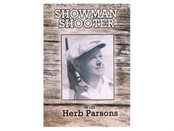 "Gun Video ""Showman Shooter with Herb Parsons"" DVD"