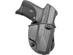 Fobus Evolution Paddle Holster Right Hand Ruger LC9, LC9S, LC380 Polymer Black