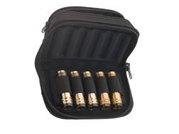 Browning Flex Foam Zippered Choke Tube Case 5 Extended Tubes Nylon Black